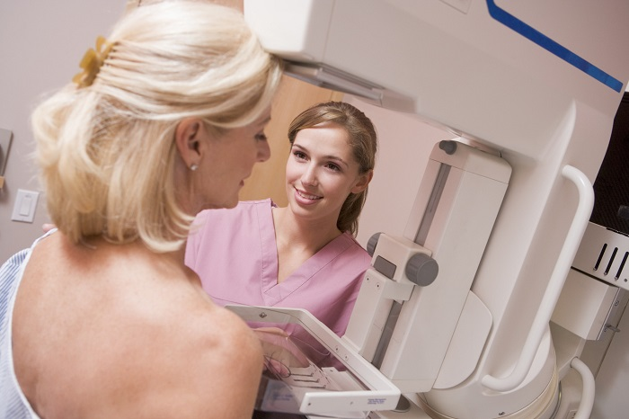 Mammography technologist