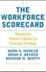 The Workforce Scorecard