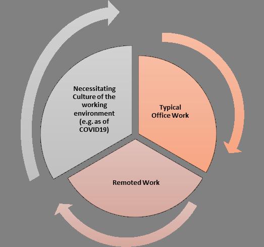 Hybrid Employment Model