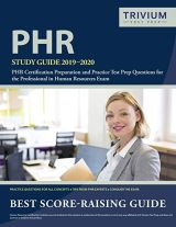 PHR Study Guide 2019-20